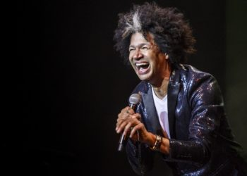 Marc Lottering is definitely not in a musical this time around