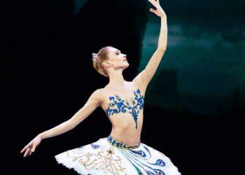 Tatiana Melnik in Sleeping Beauty at Artscape