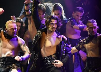 Experience the passion of Latin dancing with 'Burn The Floor'
