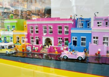 LEGO Store in Cape Town