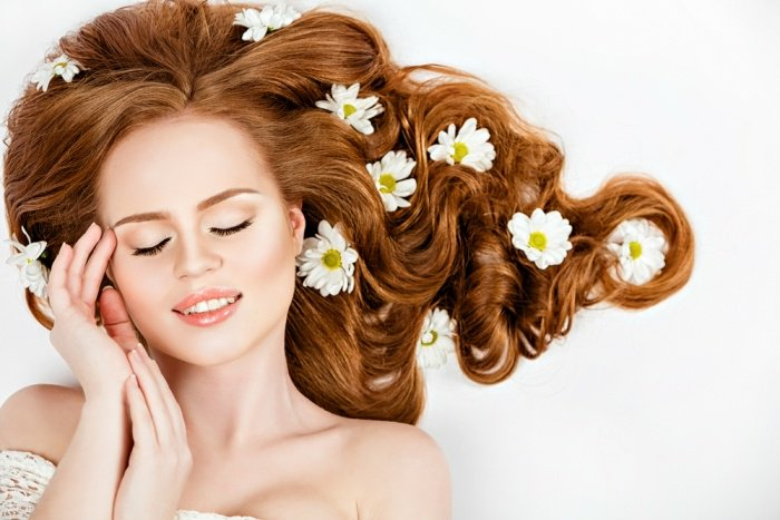 Anti-age your hair the natural way