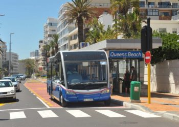 MyCiti Queens Beach Station opening