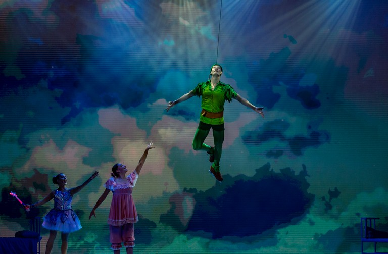 'Peter Pan On Ice' enchanting Cape Town into February