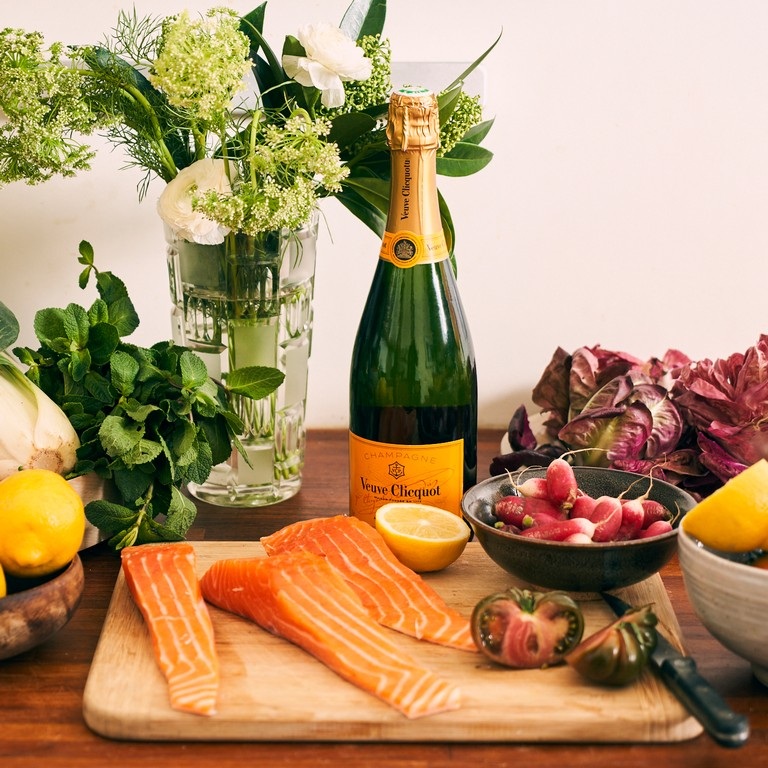 SIP ON SUNSHINE AT VEUVE CLICQUOT YELLOWEEK 2020 | The Next 48hOURS