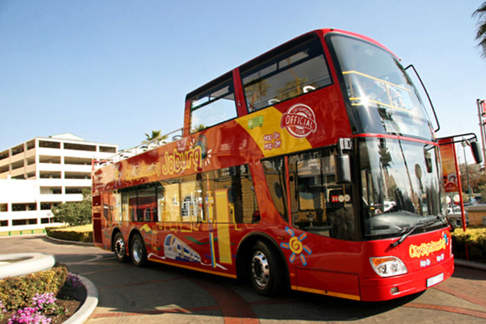city sightseeing suspends services