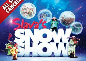 Slava Snowshow cancelled